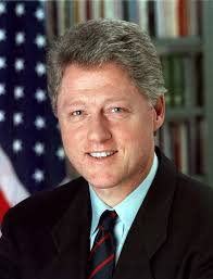 William-Bill Jefferson Clinton